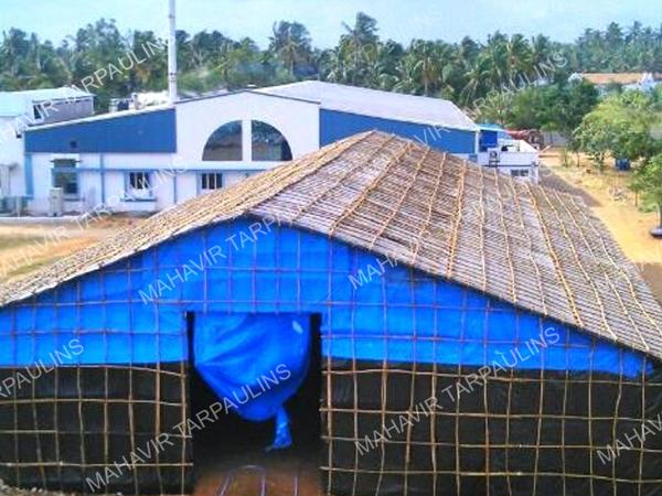 Monsoon Sheds Hdpe Tarpaulins Manufacturer Mumbai India